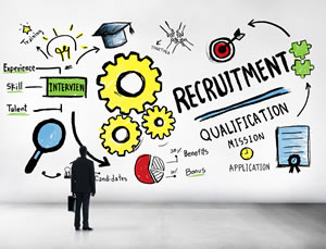 Recruitment is the first step in the employment relationship.