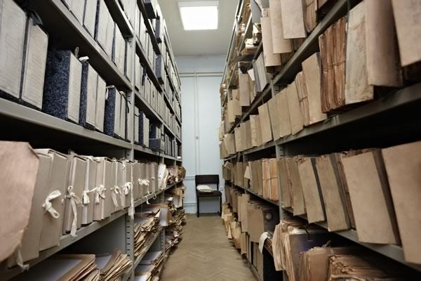 Business Record Storage